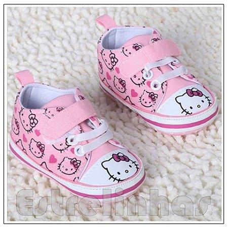 Sapatos Hello Kitty