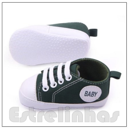 "Tênis ""Estilo All Star Baby"""