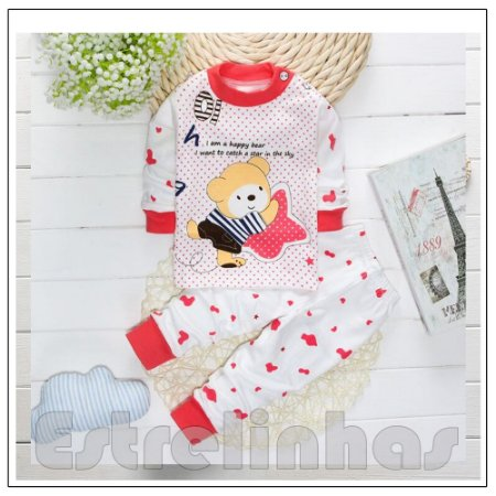 Pijama Ursinho