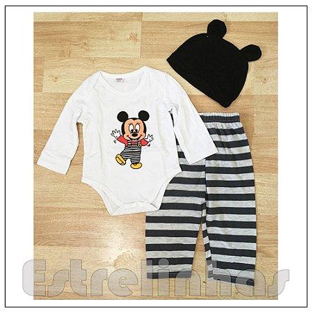 Conjunto Baby Mickey