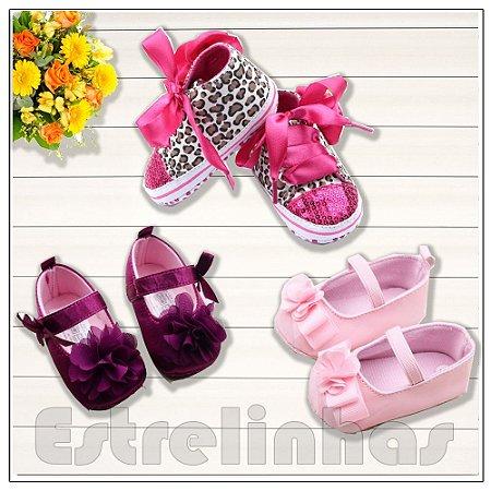 Combo 015 (3 calçados)