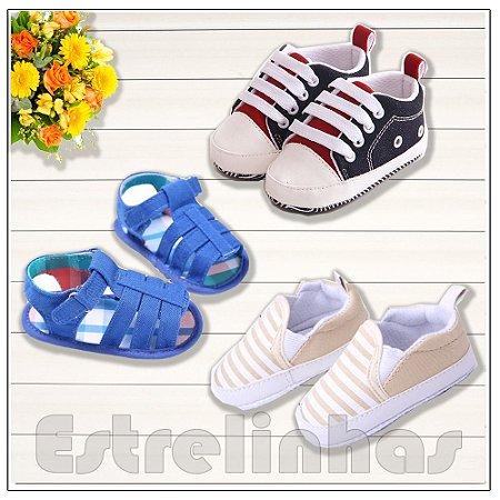 Combo 17 (3 calçados)