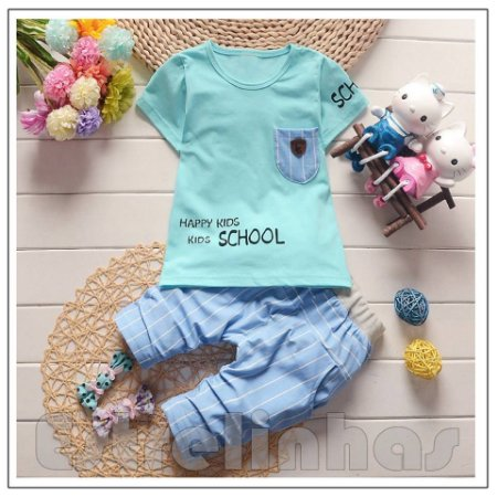 Conjunto Happy Kids