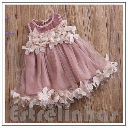 Vestido Fada Encantada