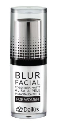 Blur Facial Dailus Cobertura Matte - For Women