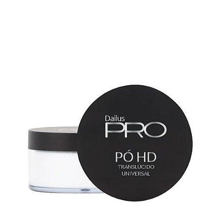 Pó HD Translucido Universal Dailus Pro - Dailus