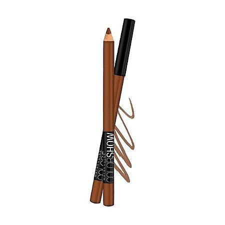 Lápis Color Show Eye Liner Bronze 25 - Maybelline
