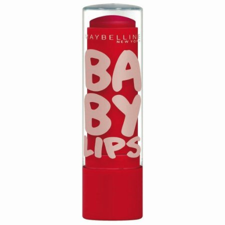 Hidratante Labial Baby Lips Morango e Acerola - Maybelline