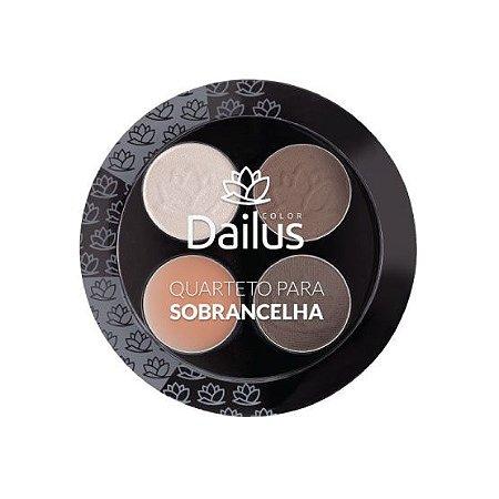 Quarteto para Sobrancelha - Dailus