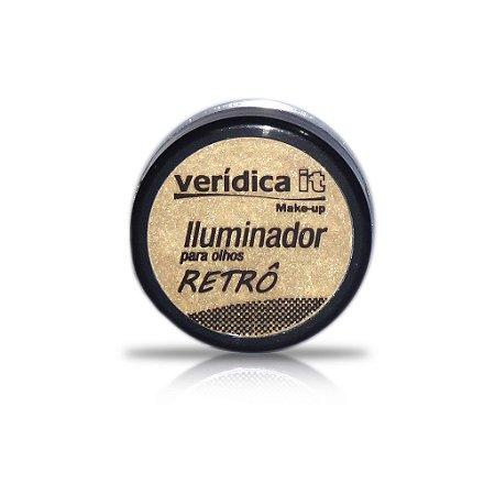 Luminous Retrô N°04 Gold - Verídica it