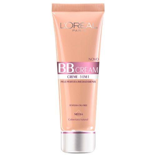 Base BB Cream FPS 20 Cor Média - L'Oréal Paris