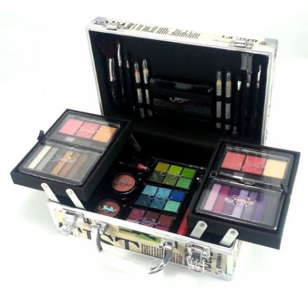 Maleta De Kit Maquiagem V268-3D - Jasmine
