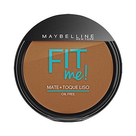 Pó Compacto Matte Fit Me Nº260 Médio Particular - Maybelline