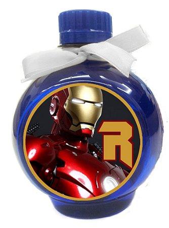 Adesivo para àgua Ouro Fino Homem de Ferro Vingadores