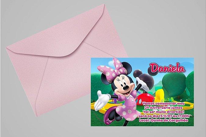 Convite 10x15 A Casa do Mickey Mouse 006