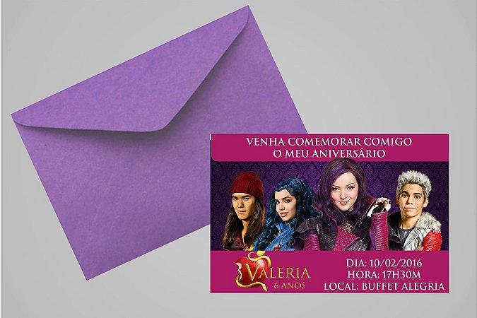 Convite 10x15 Descendentes 003