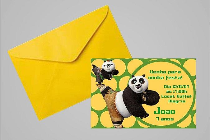 Convite 10x15 Kung Fu Panda 004