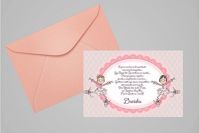 Convite 10x15 Boneca Palito 001