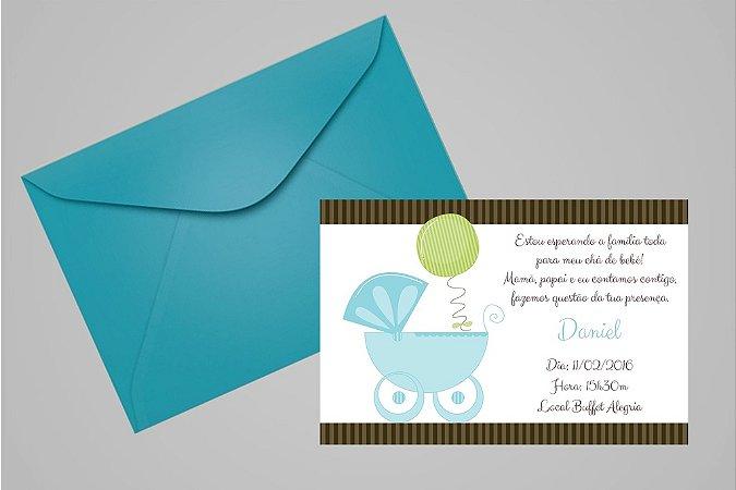 Convite 10x15 Chá de Bebê 001