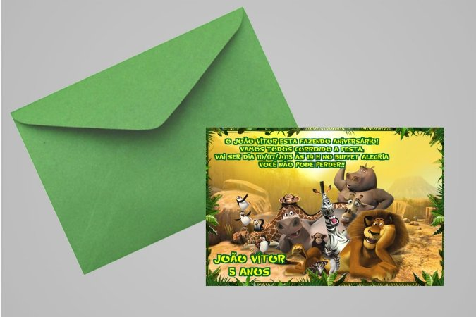 Convite 10x15 Madagáscar 015