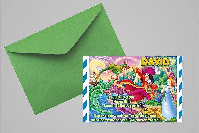 Convite 10x15 Peter Pan 007