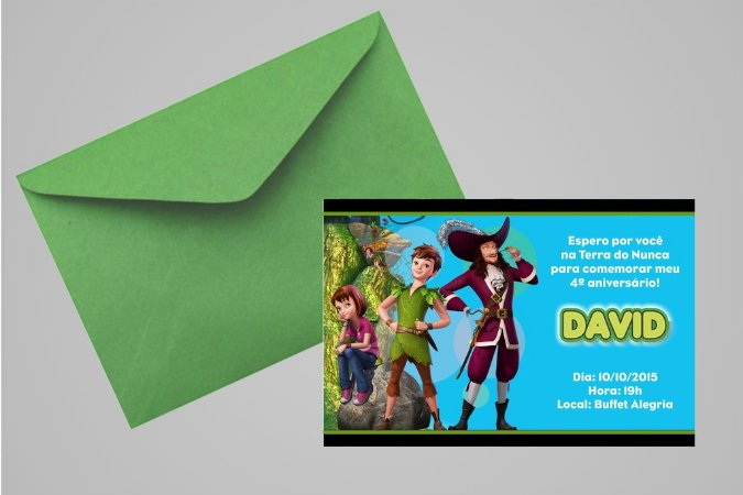 Convite 10x15 Peter Pan 010