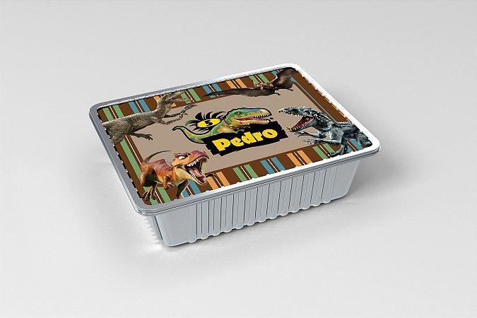 Marmitinha  personalizada Dinossauros 001