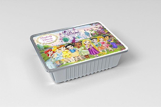 Marmitinha  personalizada Princesas Disney Baby