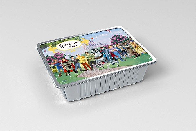Marmitinha  personalizada Principes Disney