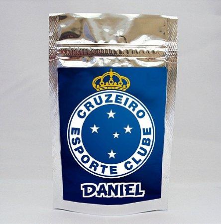 Saco Metalizado Cruzeiro