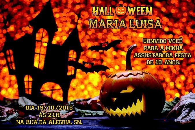 Convite digital personalizado Halloween 054