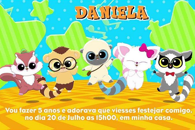 Convite digital personalizado Yoohoo e Amigos 003