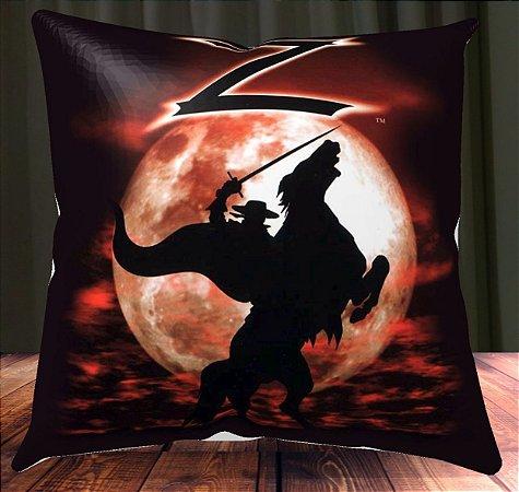 Almofada Personalizada para Festa Zorro