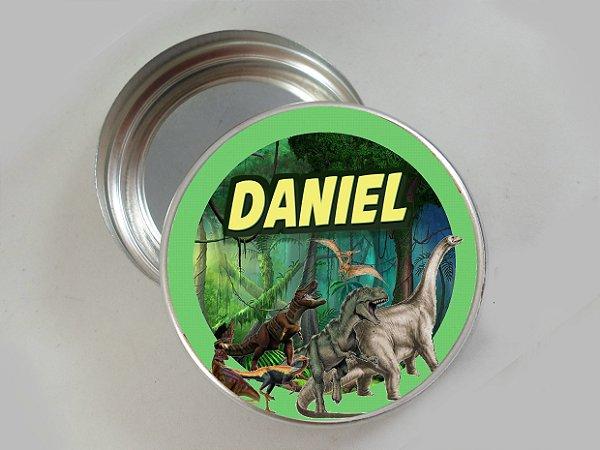 Embalagem com 20 adesivos Dinossauros 002