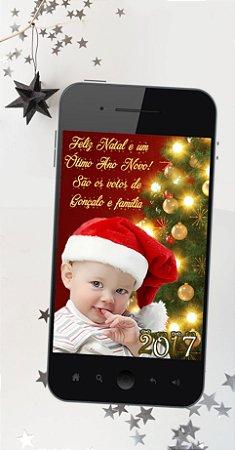 Cartão de Natal 002