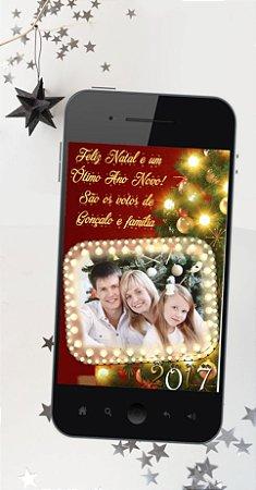 Cartão de Natal 003
