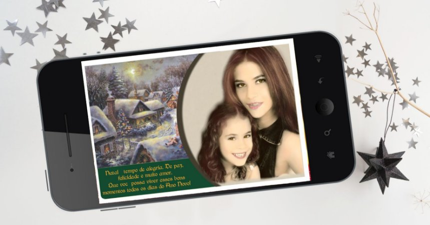Cartão de Natal 032