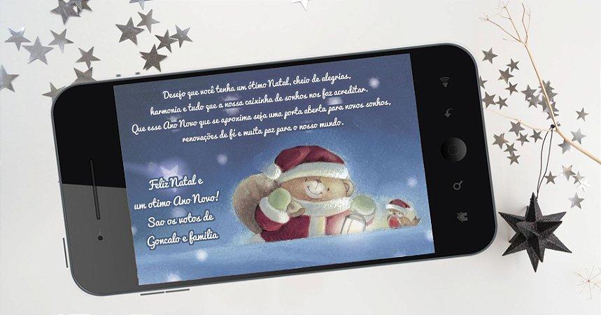 Cartão de Natal 070