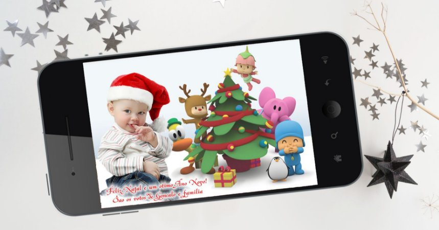 Cartão de Natal 081