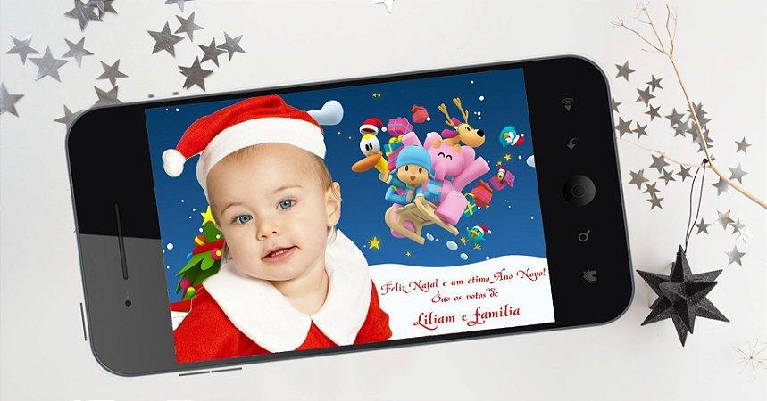 Cartão de Natal 082