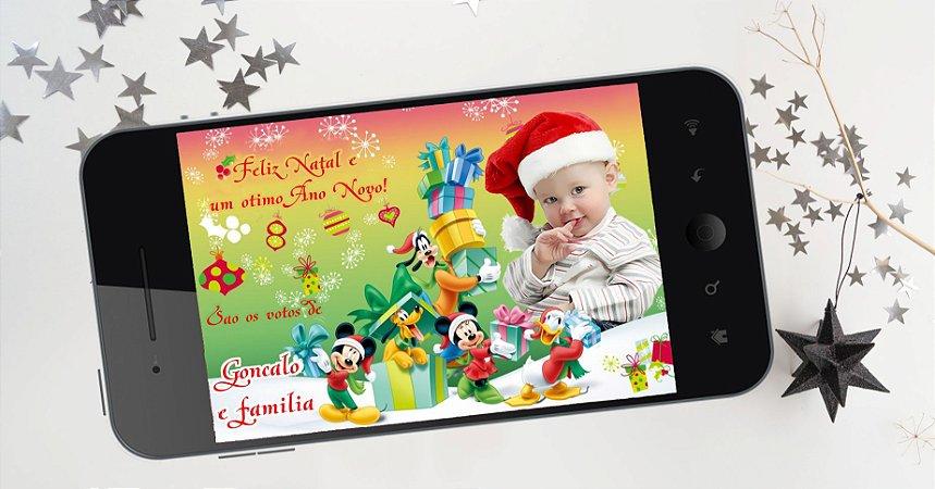 Cartão de Natal 084