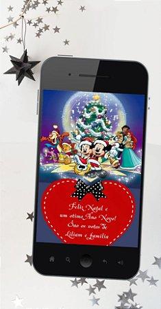 Cartão de Natal 089