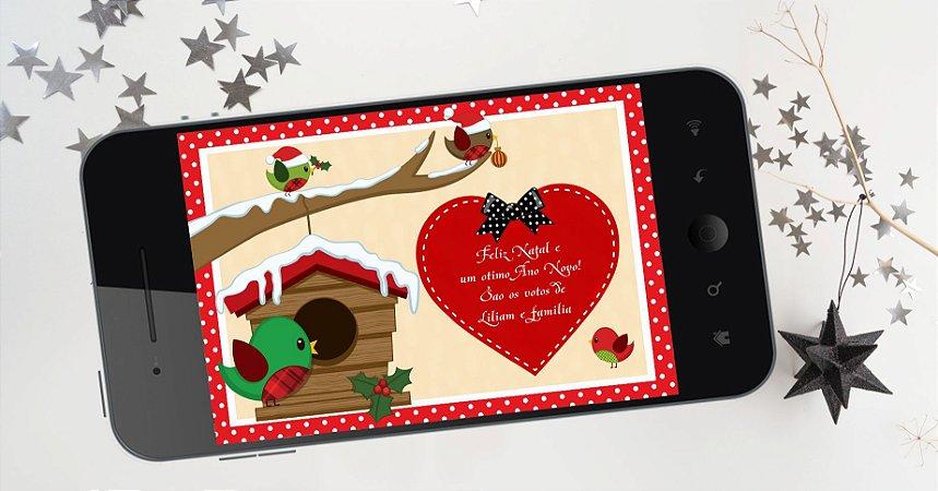 Cartão de Natal 110