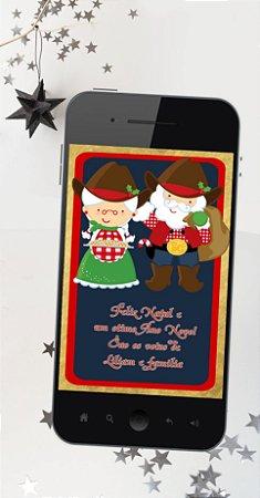 Cartão de Natal 117