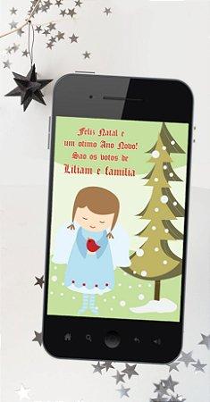 Cartão de Natal 121