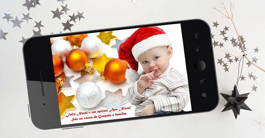 Cartão de Natal 126