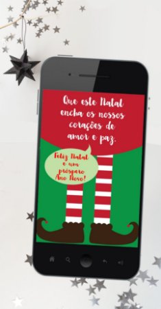 Cartão de Natal 185