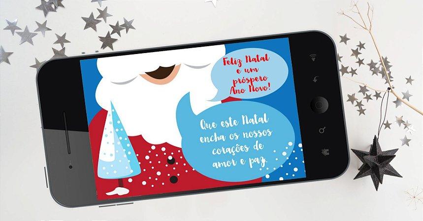 Cartão de Natal 187