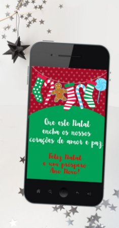 Cartão de Natal 189