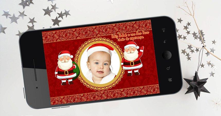 Cartão de Natal 249